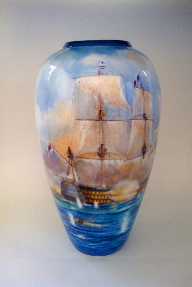Naval Vase 001