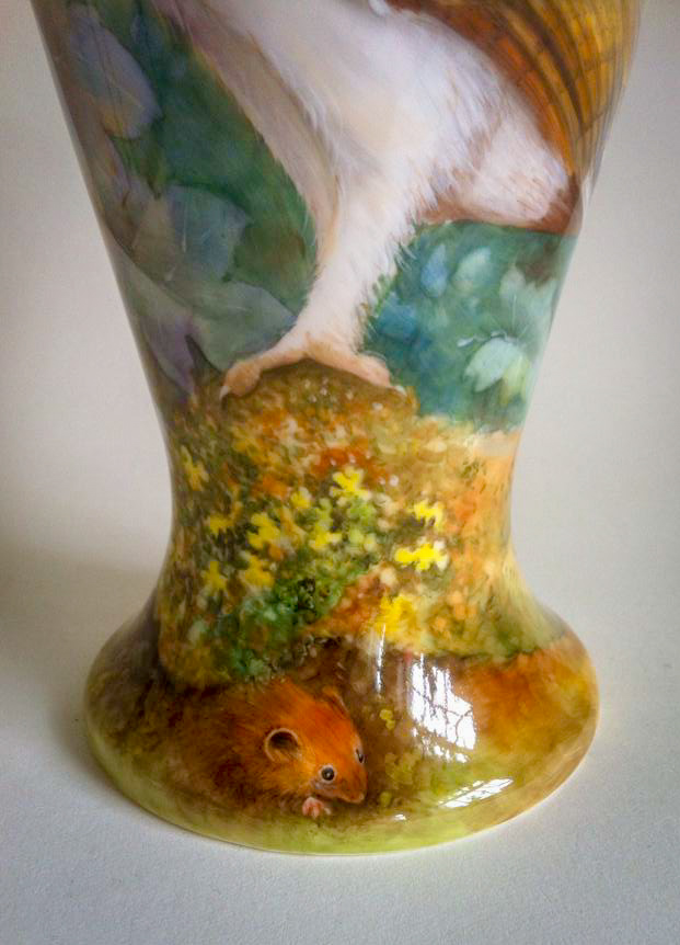 Owl Vase 003 Bottom