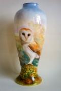Owl Vase 003
