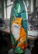 Fox Hare Raven-001