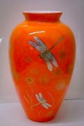Luster Vase 001