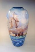 Naval Vase 002