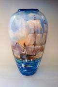Naval Vase 003